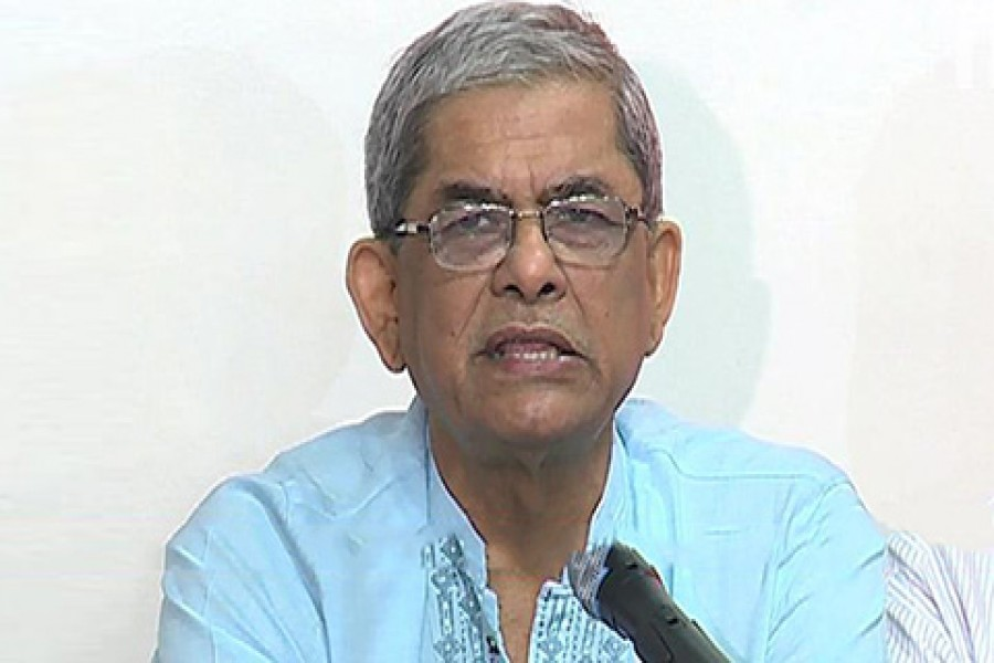 Fakhrul in London to meet Tarique