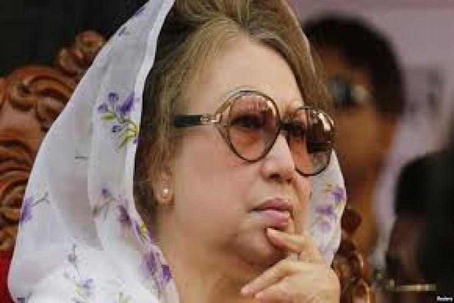 BNP submits memo to DCs seeking Khaleda's release
