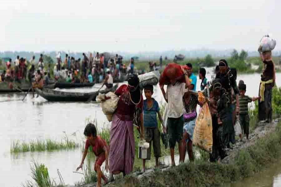 One year on - UNFPA's response to Rohingya crisis