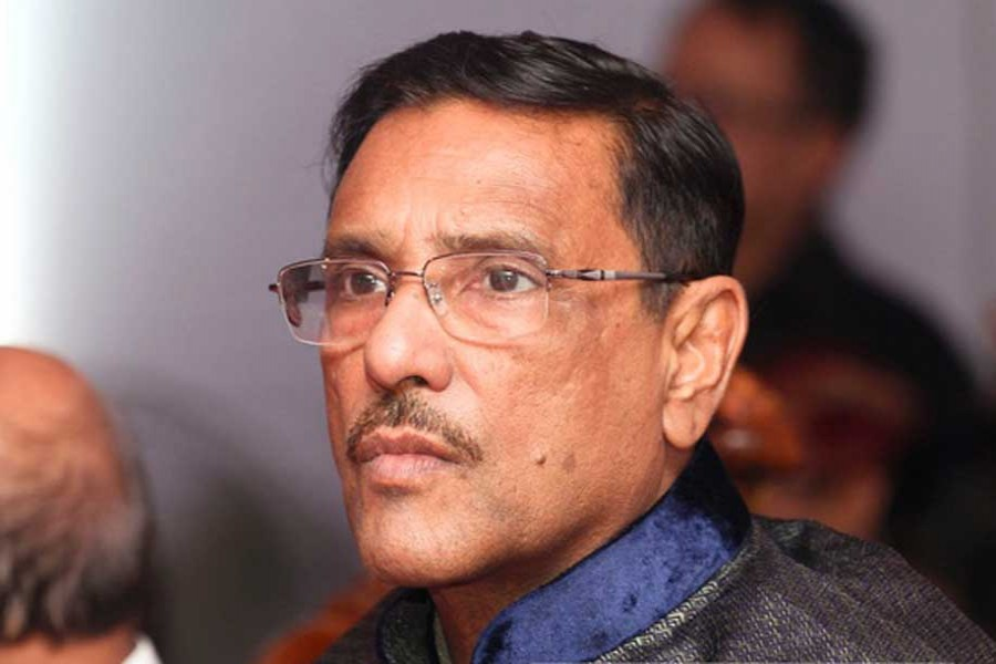 Quader takes responsibility of treatment of two road crash victims