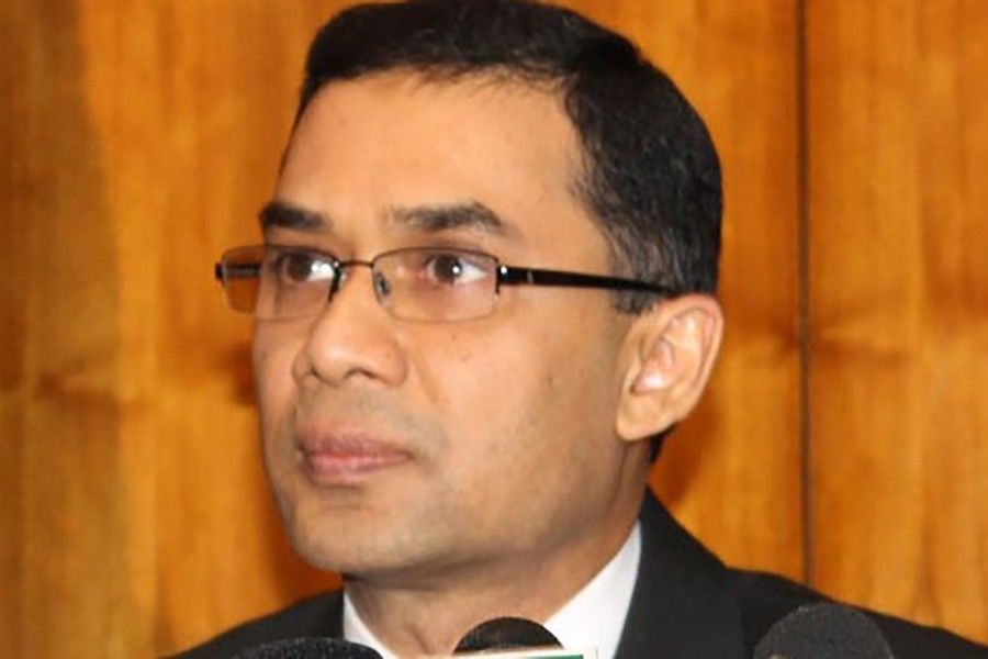 Govt's political vengeance leads to Tarique's long exile: BNP