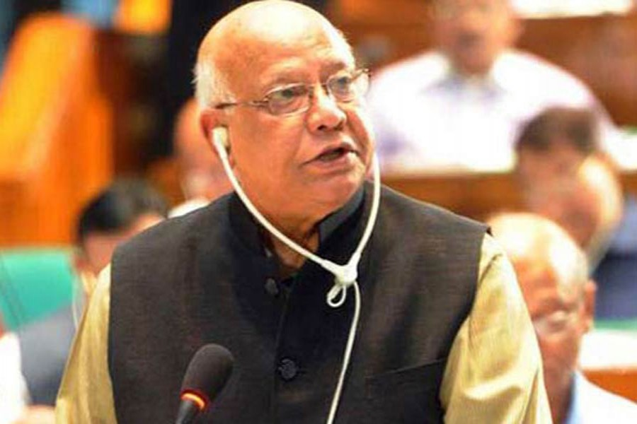 Muhith won't contest JS polls