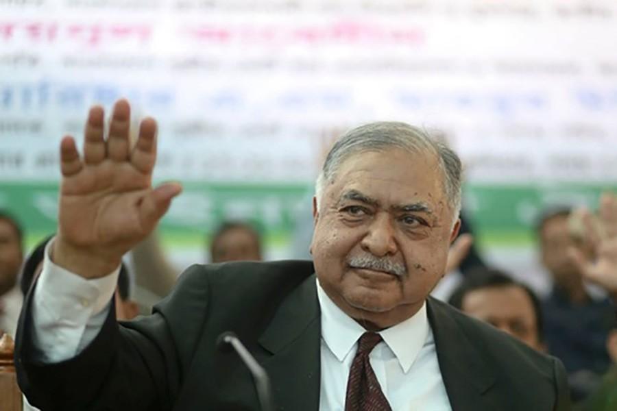 No more election boycott: Dr Kamal