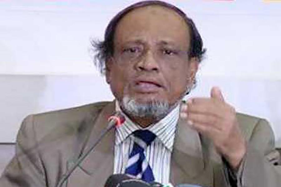 BNP's Rafiqul Islam gets three years in jail