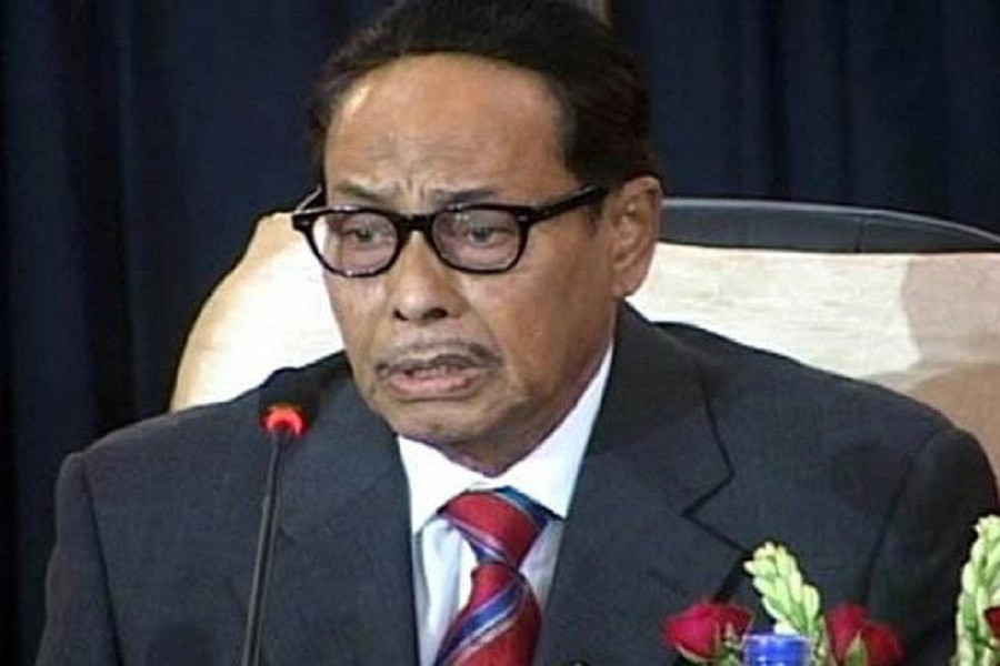 Ershad doesn't need to go to Singapore: Hawlader