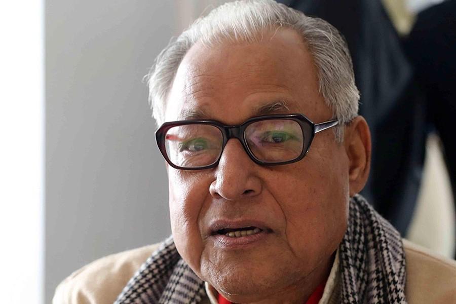 BNP standing committee member Nazrul Islam Khan. UNB file photo