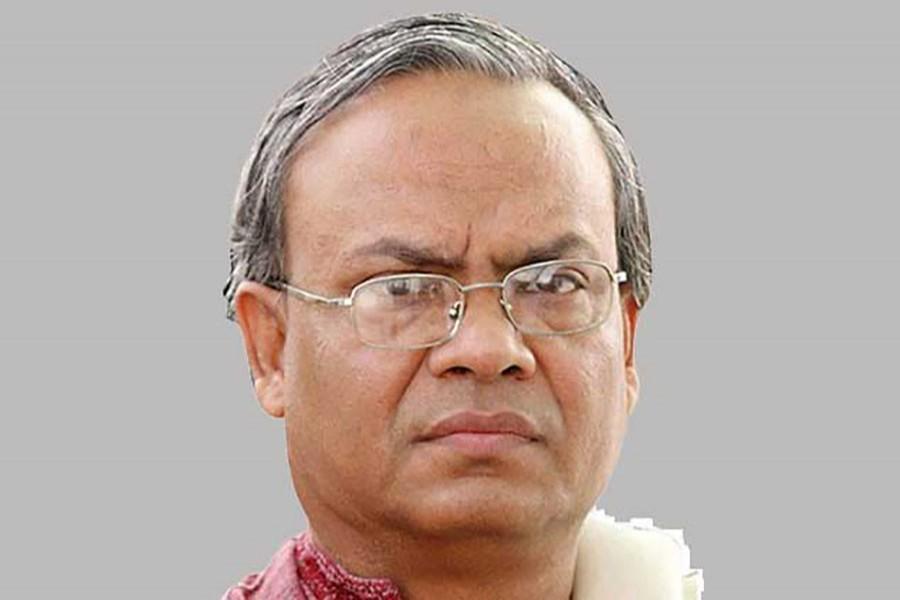 File photo of BNP senior joint secretary general Ruhul Kabir Rizvi