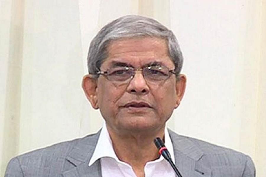 Fakhrul trashes AL allegation of ISI link with BNP