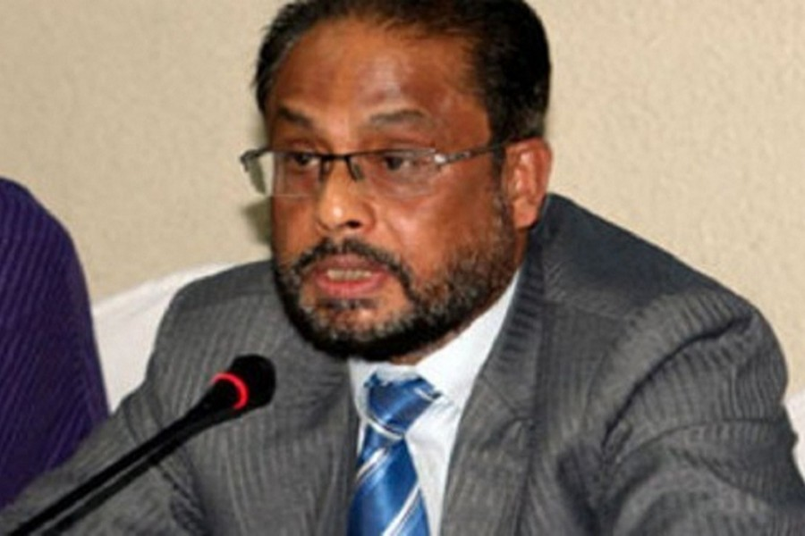 GM Quader seen in this undated photo