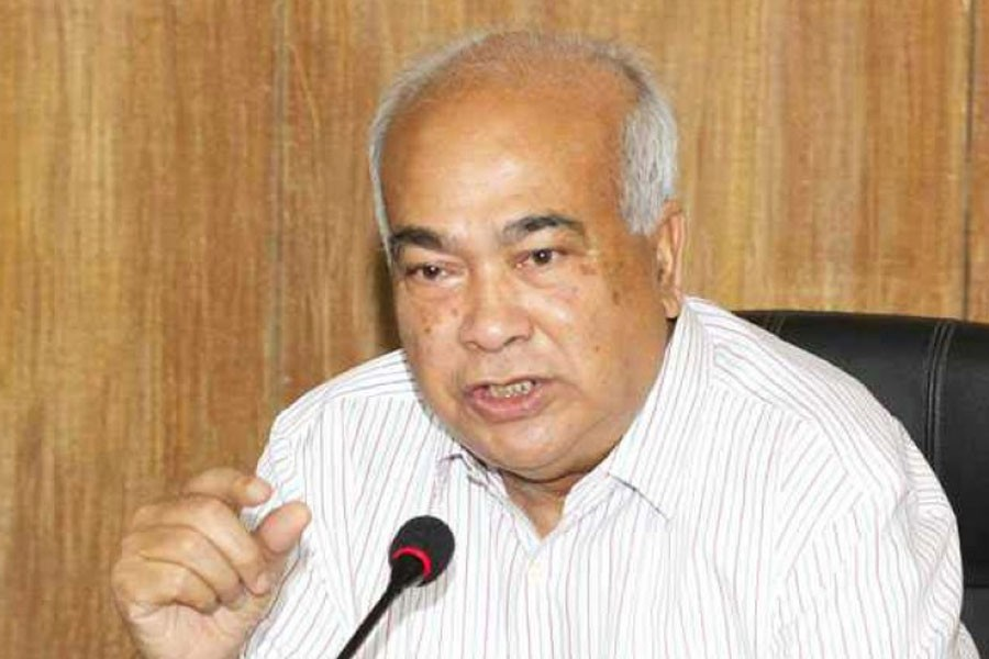 Minister Mosharraf urges elected BNP MPs to take oath