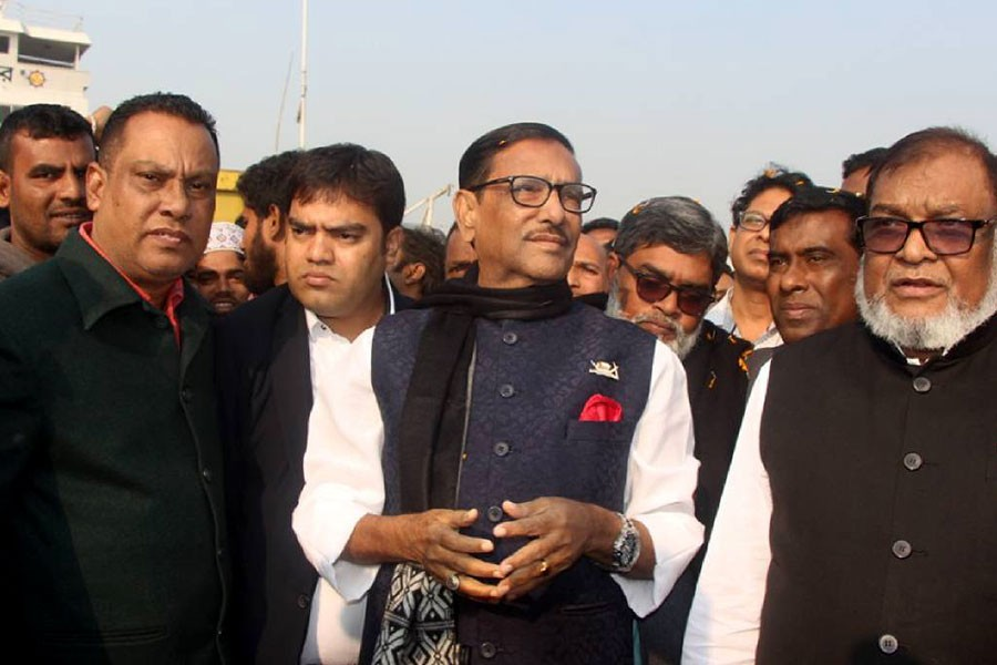 Those defeated have nothing to do: Quader
