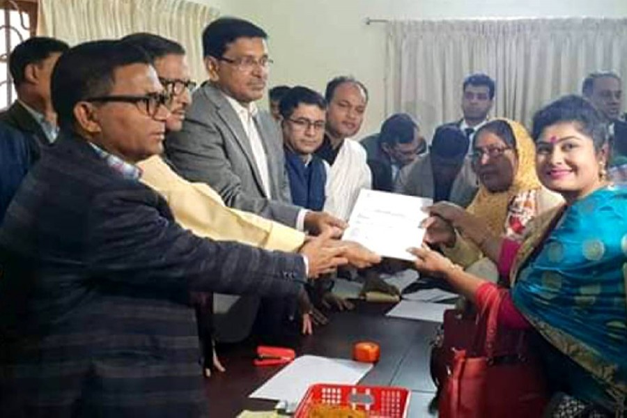 AL starts selling nomination forms for reserved seats