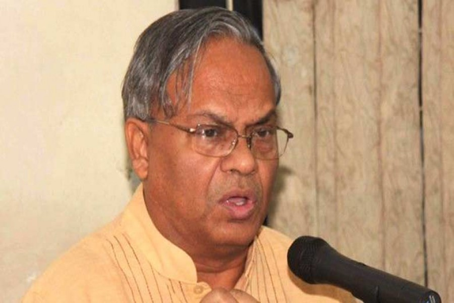 Rizvi says corruption runs deep in BD