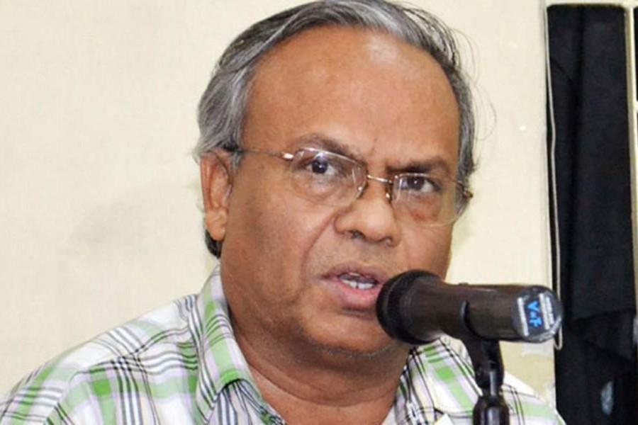 Rizvi terms road committee formation headed by Shajahan mockery