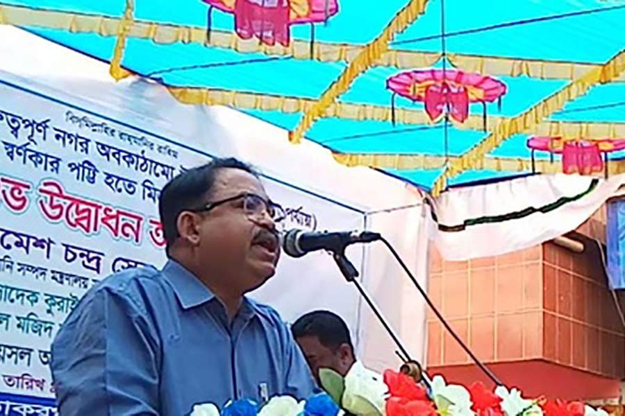 Mirza Fakhrul's brother hails PM for development works