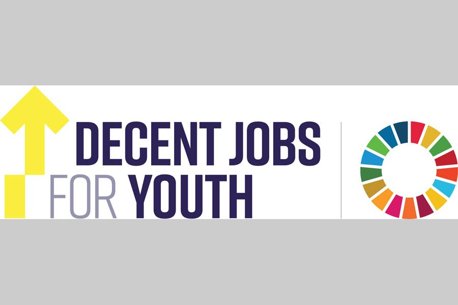Decent jobs for youths