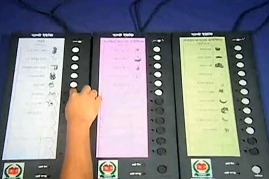 All elections will be held in EVM from now on: EC