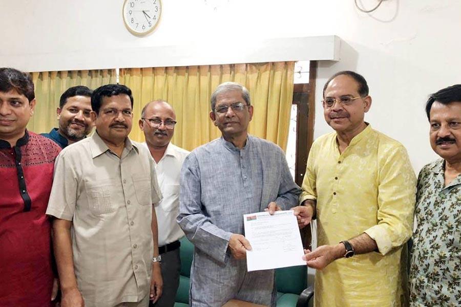 BNP nominates GM Siraj for Bogura-6 by-election