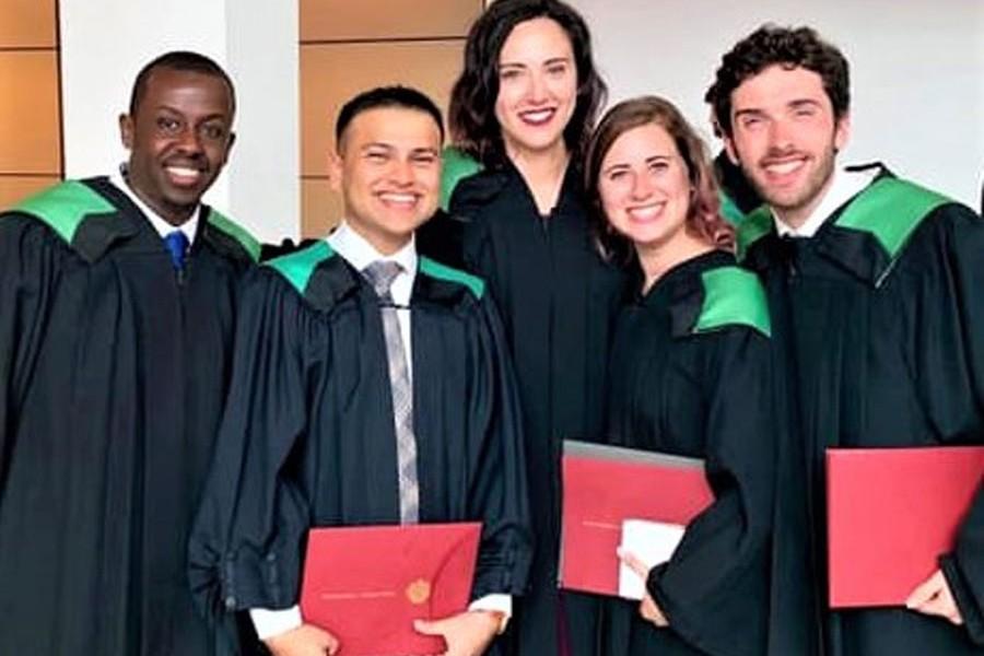 University of Ottawa's medical school on May 17, 2019