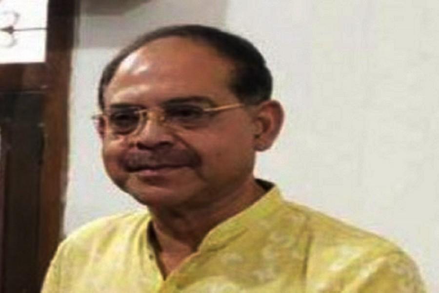 BNP candidate Golam Mohammad Siraj File photo (UNB)