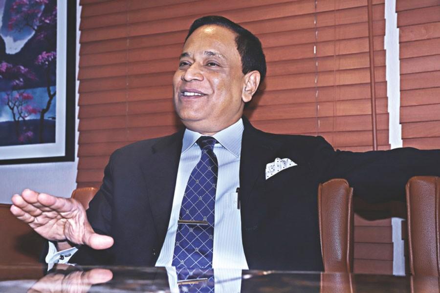 Late Dr Toufiq M Seraj