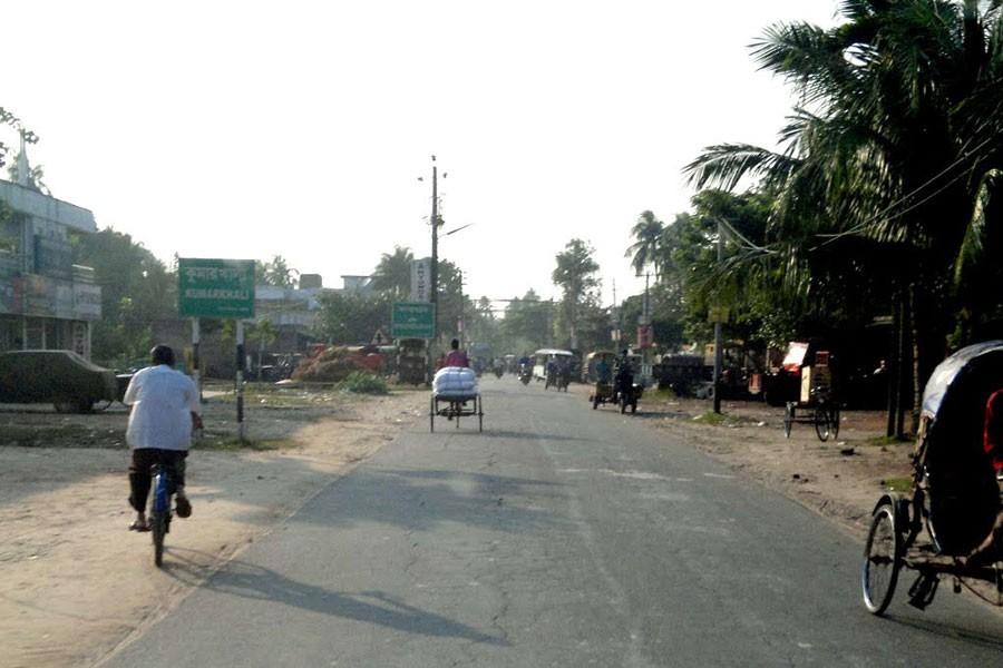 Travelogue: Dhaka to Kushtia