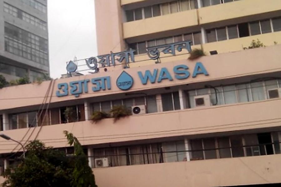 The ailing Dhaka WASA