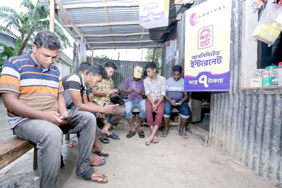 Internet in rural Bangladesh: A story of transformation