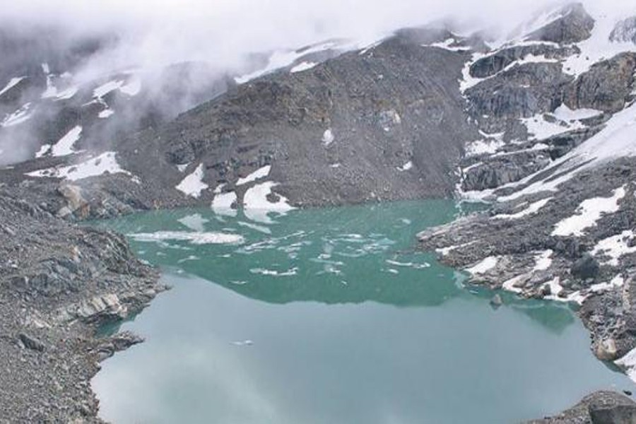 Newly discovered lake in Nepal likely to become world's highest