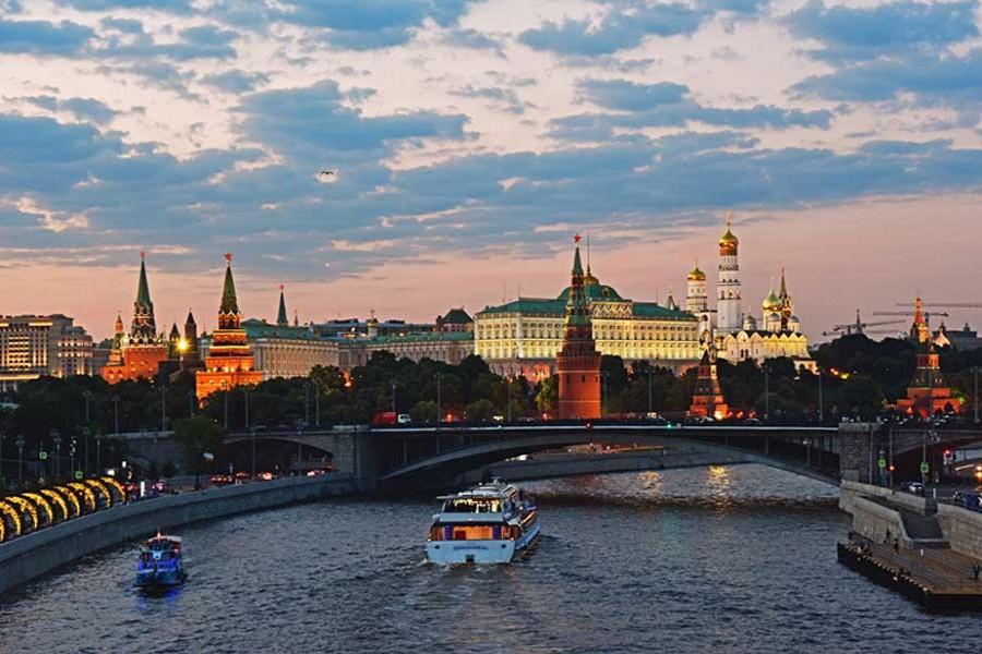 Nazi bomb found in Moscow's Kremlin