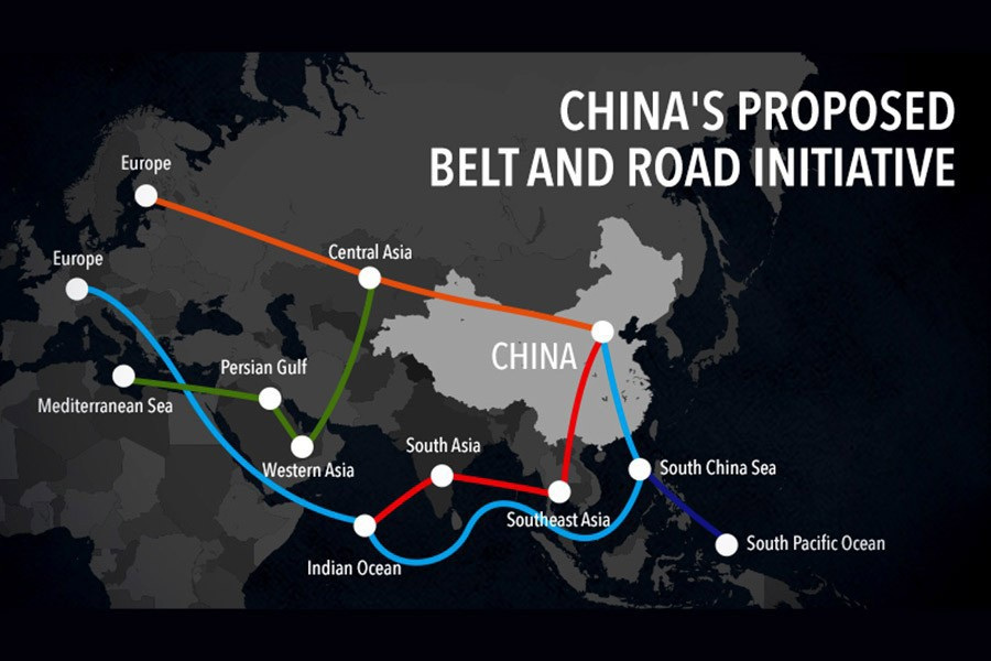 Belt and Road Initiative -- a critical analysis