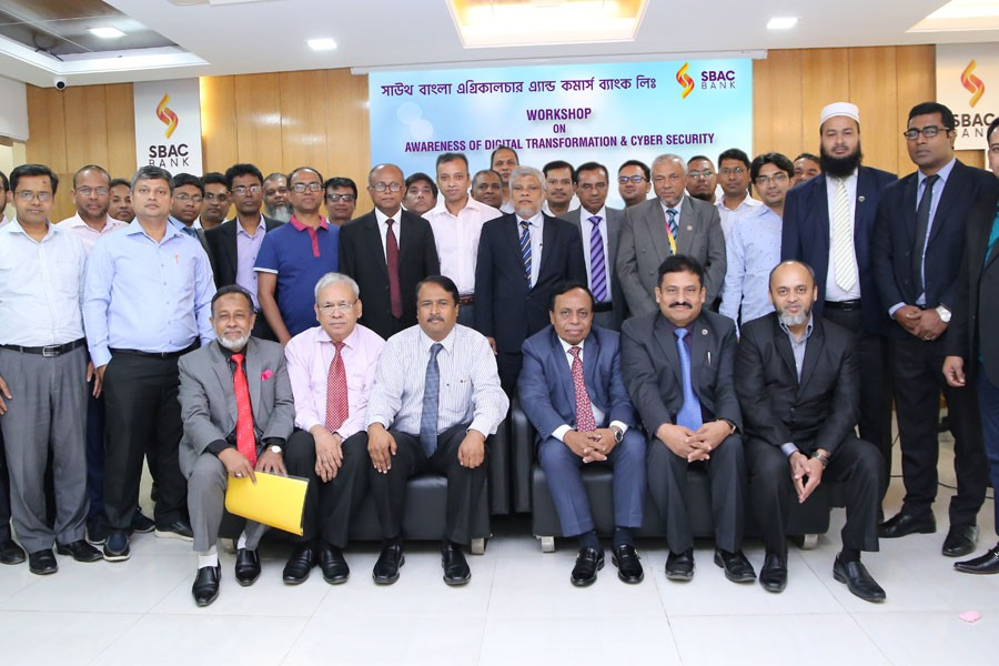 SBAC Bank conducts cyber security awareness workshop