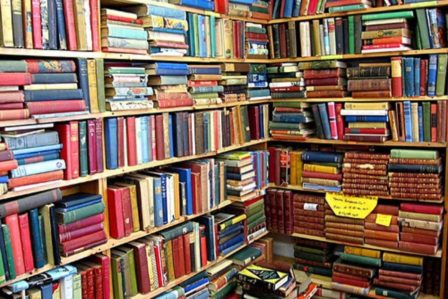 Decline and change in book reading habit