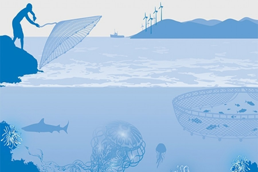 Blue economy: Making sustainable use