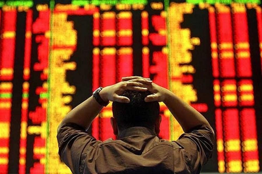 Asian stocks weaken as China's factory-gate prices fall sharply