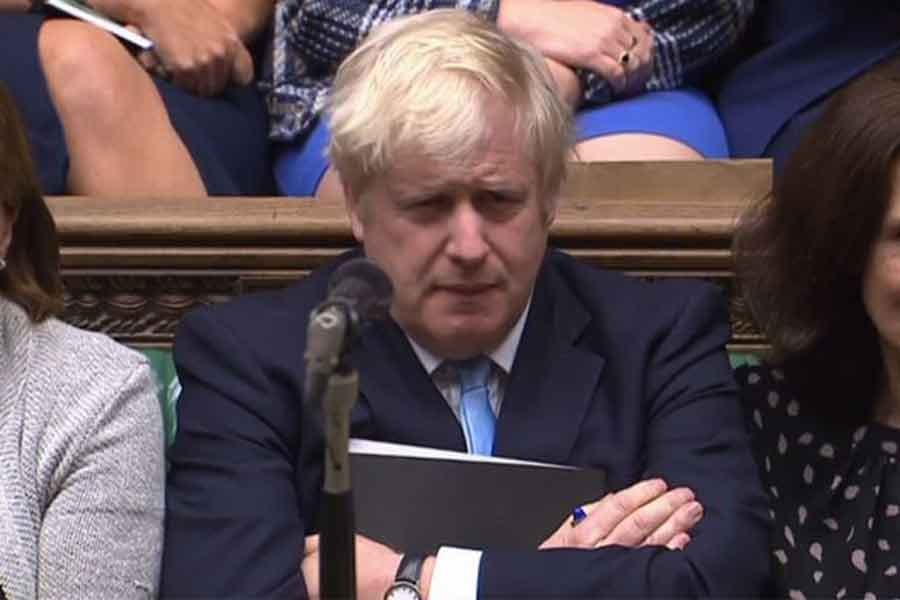 Johnson fails to get nod again for early polls