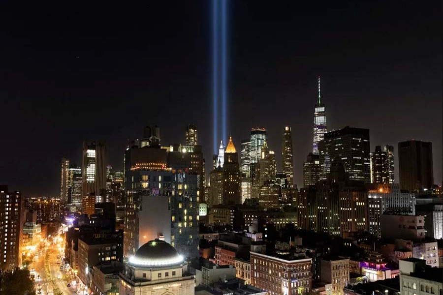 US to commemorate 9/11 victims