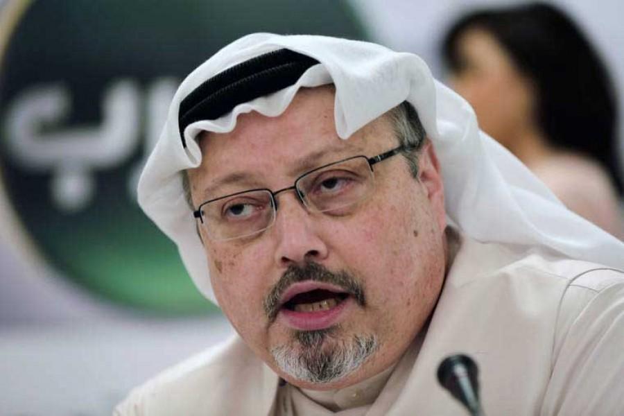 Khashoggi asked killers not to suffocate him