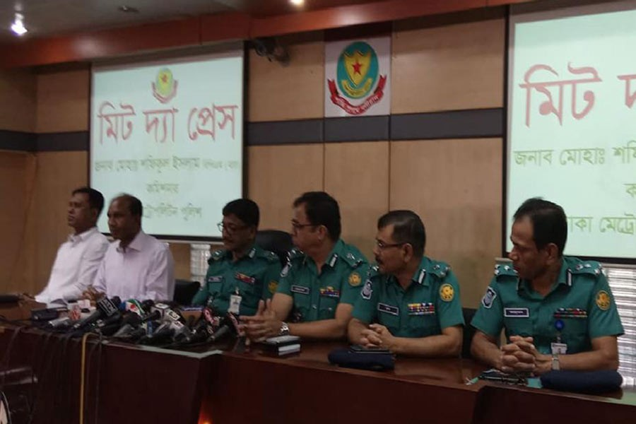 I am ready to work as OC: DMP chief