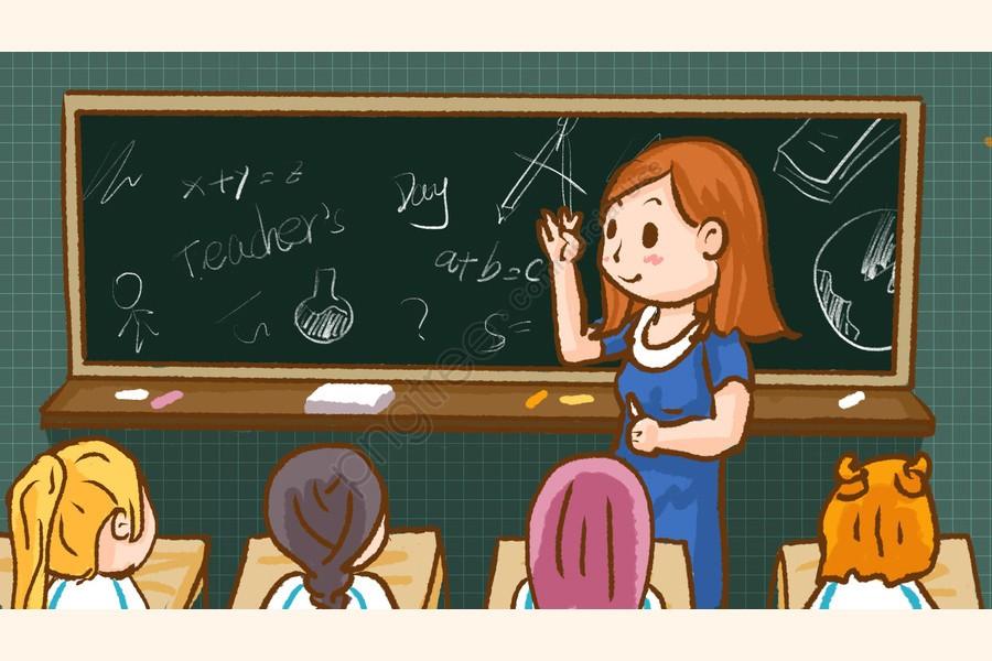 Teaching English language the wrong way