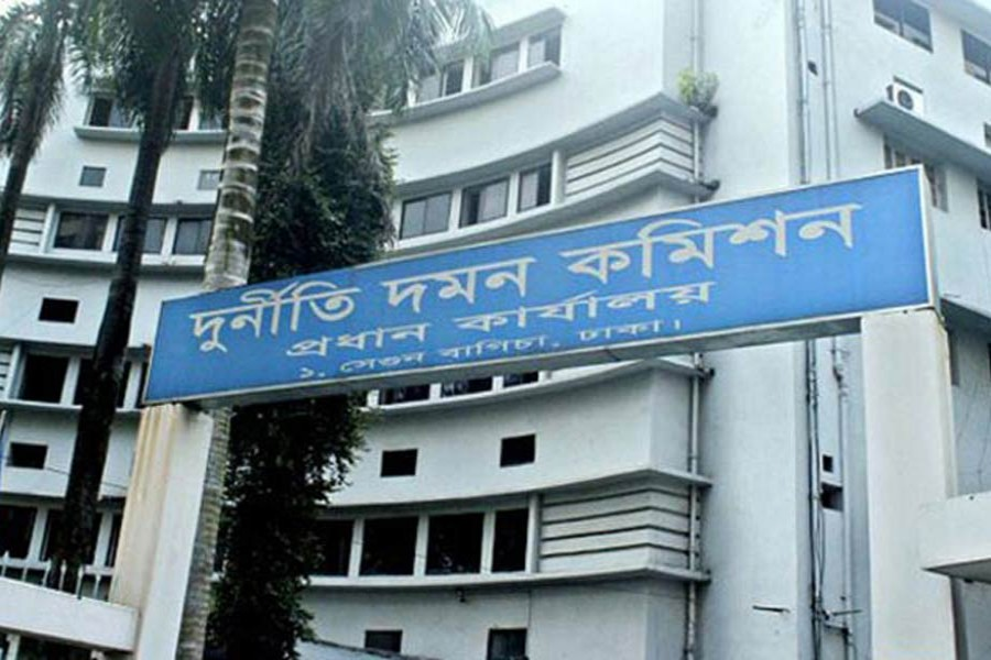 ACC detains two DPEO officials on bribery charges