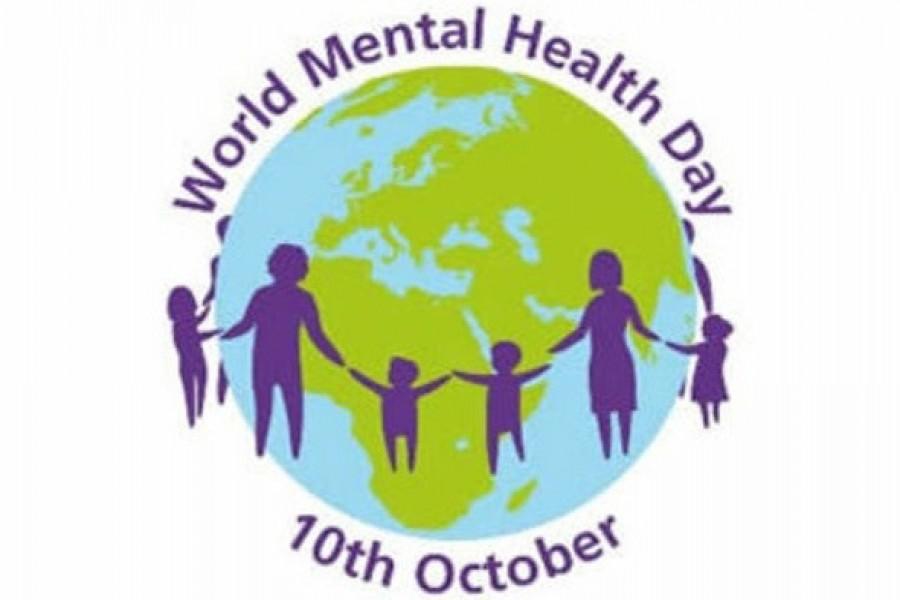 World Mental Health Day Thursday