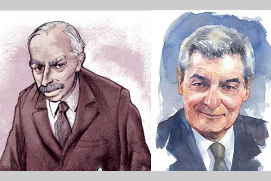 John Maynard Keynes - NYT and Robert Lucas - WSJ