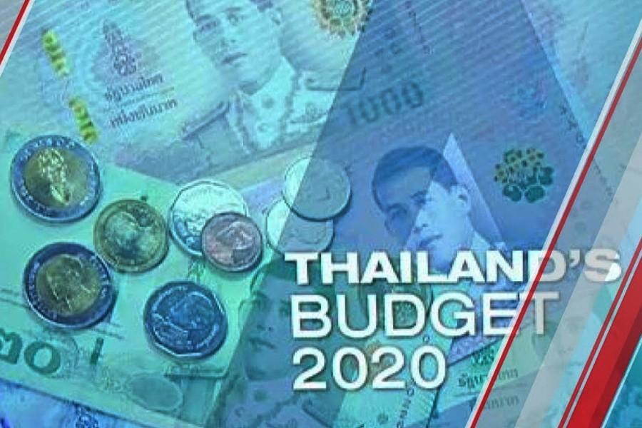 Thailand's 2020 budget bill passes first reading
