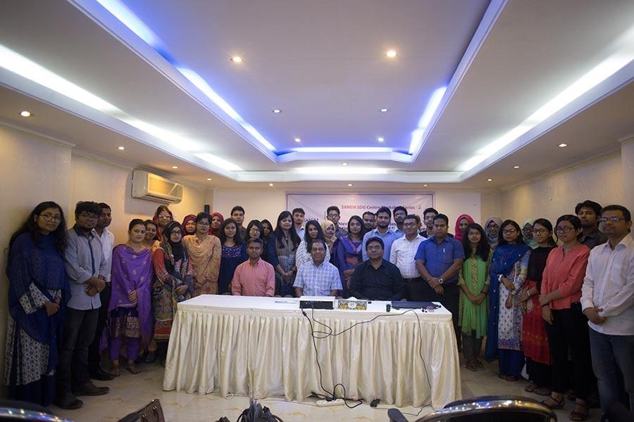 SANEM arranges second series of SDG workshop