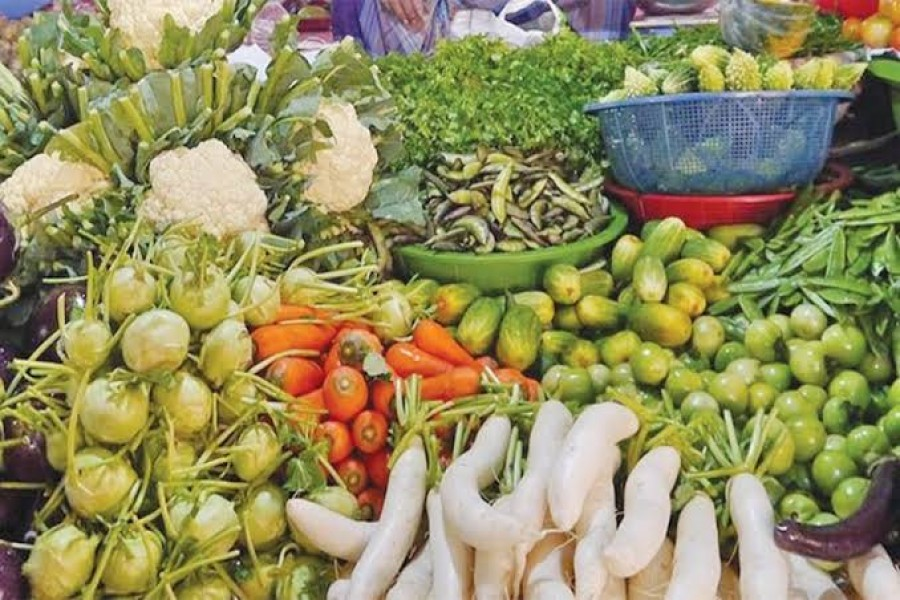 Vegetable prospects for current season