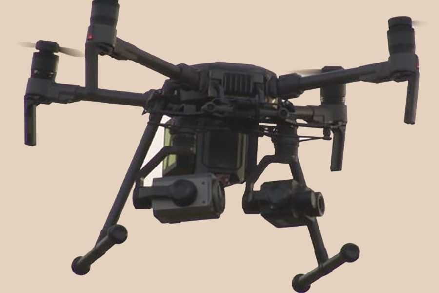 Facial recognition drones to help in searches for missing people
