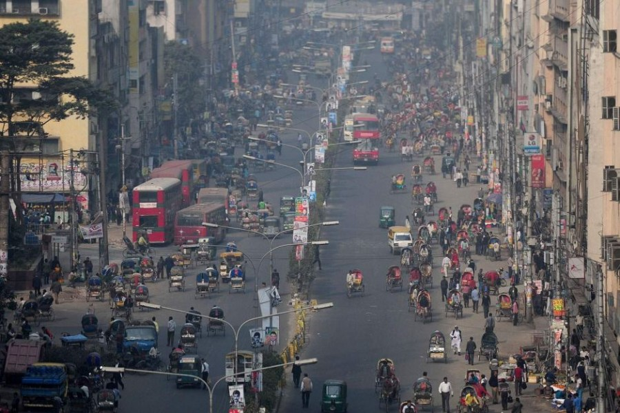 Air quality monitoring results show alarming signs