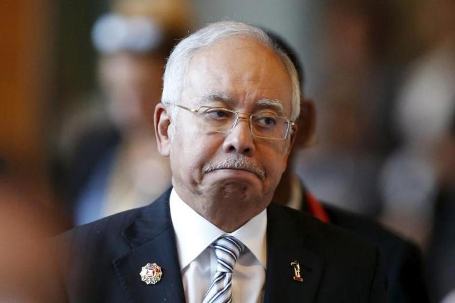Malaysia's former Prime Minister Najib Razak - Reuters file photo
