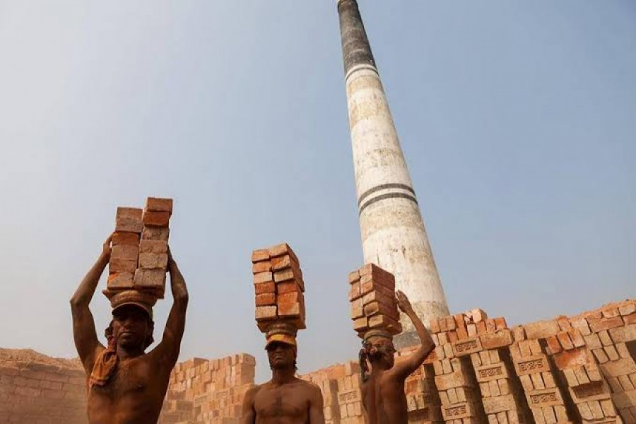 Brick kilns and Dhaka's air quality